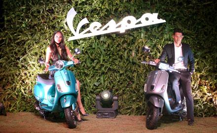 Vespa chính thức ra mắt thế hệ xe với động cơ hoàn toàn mới tại thị trường Việt Nam